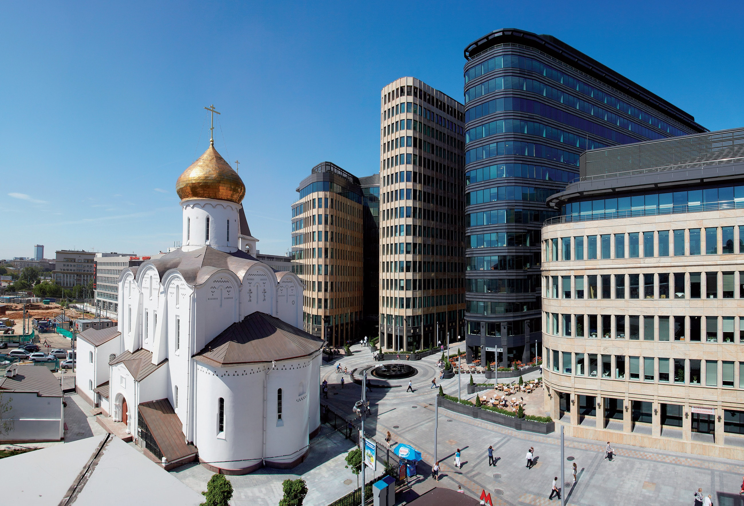 Бизнес-центр Белая Площадь